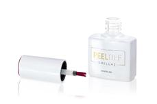 Jolifin LAVENI Shellac PeelOff - sangria red 12ml
