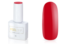Jolifin LAVENI Shellac PeelOff - red 12ml