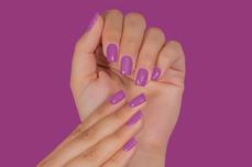 Jolifin LAVENI Shellac PeelOff - gloomy purple 12ml