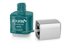 Jolifin Stamping-Lack - petrol 12ml