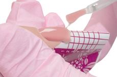 Jolifin LAVENI Shellac - flexible-builder make-up rosé 12ml