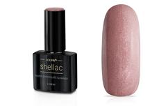 Jolifin LAVENI Shellac - nude-chocolate Glimmer 12ml