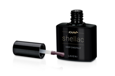 Jolifin LAVENI Shellac - deep chestnut 12ml