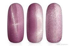 Jolifin LAVENI Shellac - Thermo Cat-Eye berry-lilac 12ml