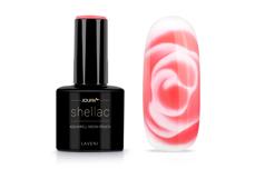 Jolifin LAVENI Shellac Aquarell - neon-peach 12ml