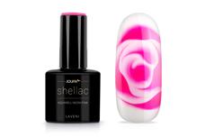 Jolifin LAVENI Shellac Aquarell - neon-pink 12ml