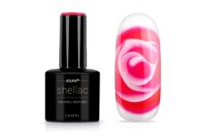 Jolifin LAVENI Shellac Aquarell - neon-red 12ml