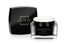 Jolifin LAVENI ShellacGel - Top-Coat ohne Schwitzschicht dickviskos 5ml