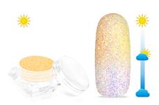 Jolifin LAVENI Solar Glitterpuder - mango
