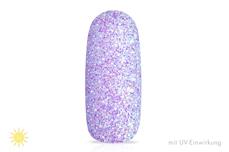 Jolifin LAVENI Solar Glitterpuder - lavender