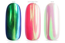 Jolifin LAVENI Aurora Mirror Pigment - smaragd super-fine