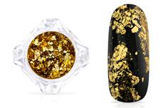 Jolifin LAVENI Mirror-Flakes - classic gold