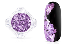 Jolifin LAVENI Mirror-Flakes - lavender