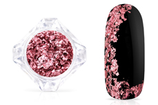 Jolifin LAVENI Mirror-Flakes - rosy