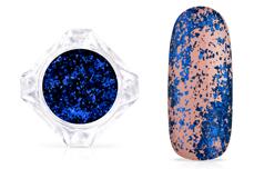 Jolifin LAVENI Mirror-Flakes - night blue
