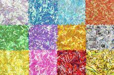 Nailart Set Glitter Stripes