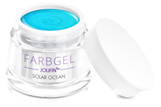 Jolifin Solar Farbgel ocean 5ml
