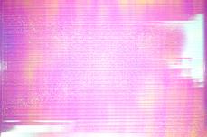 Jolifin LAVENI XL Sticker Stripes - Mermaid shine