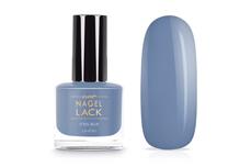 Jolifin LAVENI Nagellack - steel-blue 9ml