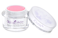 Jolifin Wellness Collection - Fiberglas-Gel make-up pink 30ml