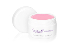 Jolifin Wellness Collection Refill - Fiberglas-Gel make-up pink 250ml