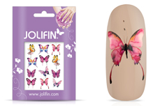 Jolifin Flora Nailart Tattoo Nr. 25