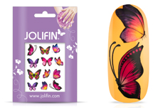Jolifin Flora Nailart Tattoo Nr. 26