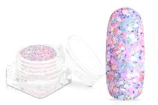 Jolifin Candy Glitter - baby pink