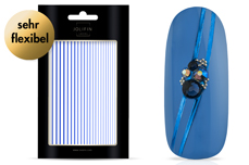 Jolifin LAVENI XL Sticker - Stripes blue