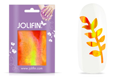 Jolifin Aurora Sticker - Leaf fire