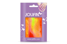 Jolifin Aurora Sticker - Leaf fire