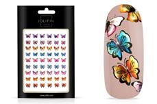 Jolifin LAVENI XL Sticker Hologramm - Butterfly Nr. 1