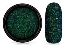 Jolifin LAVENI Chameleon Glitter - ocean smaragd
