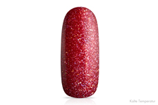 Jolifin LAVENI Shellac - Thermo grey-cherry Glimmer 12ml