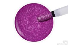 Jolifin LAVENI Shellac - Thermo lavender-purple Glimmer 12ml