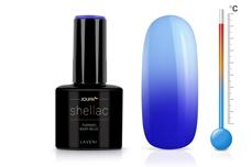 Jolifin LAVENI Shellac - Thermo baby-blue 12ml