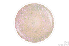 Jolifin LAVENI Shellac - Top-Coat ohne Schwitzschicht Mermaid rosé 12ml