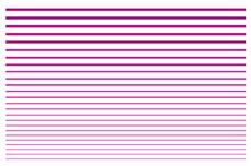 Jolifin LAVENI XL Sticker - Stripes pink