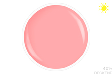 Jolifin LAVENI Shellac - nightshine peach cosmos 12ml