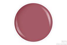 Jolifin LAVENI Shellac - nude-wine red 12ml