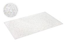 Jolifin Präsentationsunterlage - white Glitter