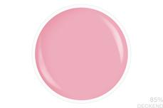 Jolifin LAVENI Shellac RubberGel - milky rosé 12ml