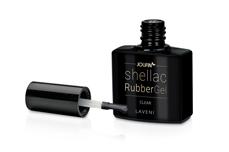 Jolifin LAVENI Shellac RubberGel - clear 12ml