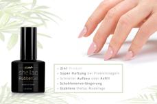 Jolifin LAVENI Shellac RubberGel - make-up dark 12ml