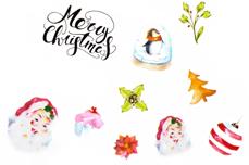Jolifin Christmas Sticker Nr. 3