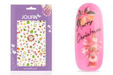Jolifin Christmas Sticker Nr. 4