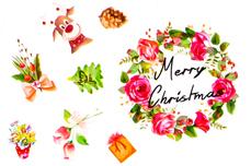 Jolifin Christmas Sticker Nr. 4