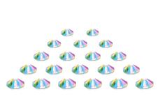 Swarovski Strasssteine - crystal shimmer - 1,8mm