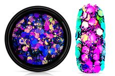 Jolifin LAVENI Chameleon Glittermix - starlight purple