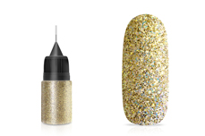 Jolifin LAVENI Diamond Dust - royal champagne